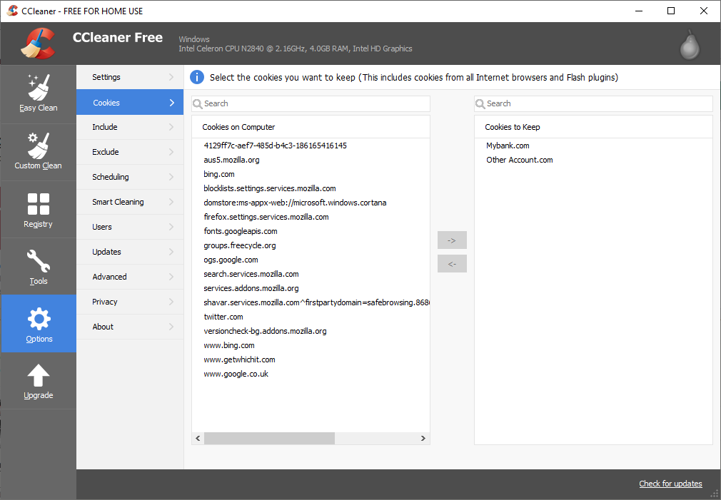 CCleaner Pro Registration Key + Patch {Latest} Free Download
