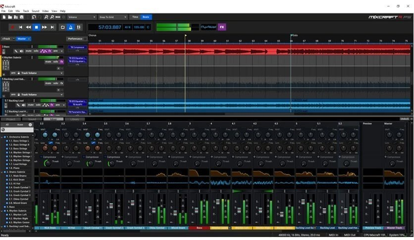 Acoustica Mixcraft Pro Studio Serial Key + Activator {Updated} Free Download