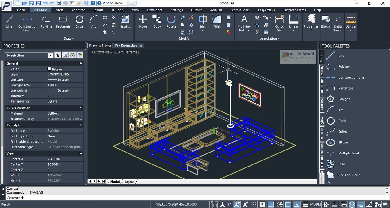progeCAD 2021 Professional Serial Key + Activator {Tested} Free Download