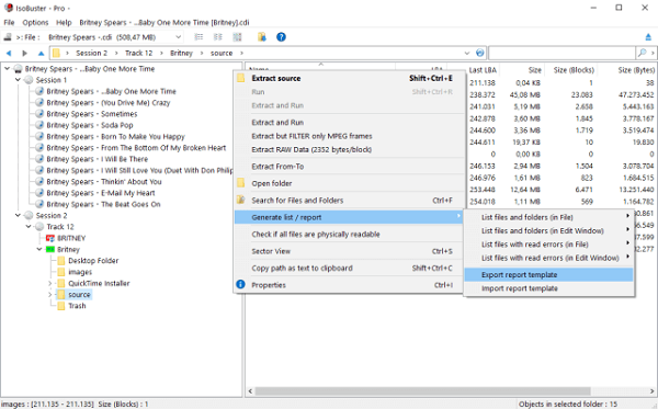 IsoBuster Pro License Key + Keygen {Updated} Free Download