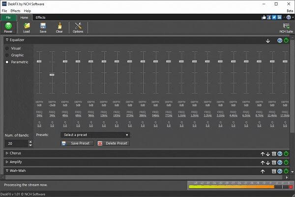 DeskFX Audio Enhancer Plus Crack + Patch {Latest} Free Download