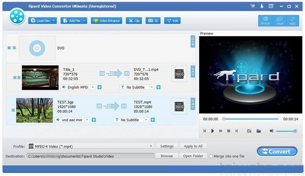 Tipard Video Converter Ultimate Crack {Latest} Free Download