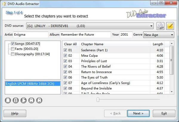 DVD Audio Extractor Patch + Crack {Latest} Free Download