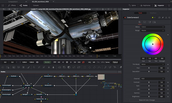 Blackmagic Design Fusion Studio Registration Key Free Download