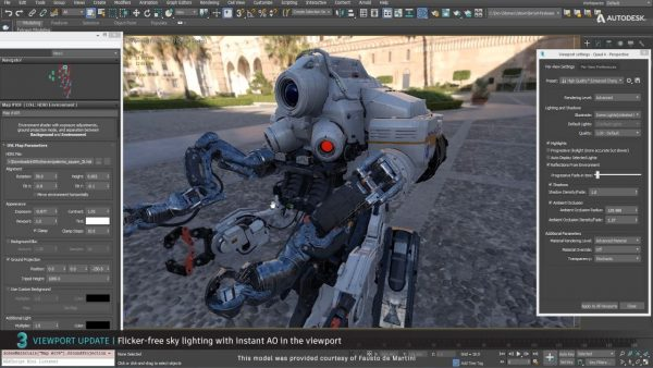 Autodesk 3DS Max 2022 Patch + Activator [Tested] Free Download